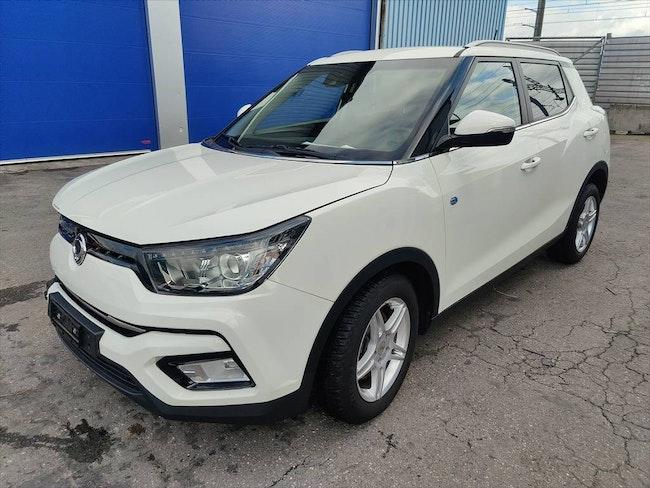 SsangYong Tivoli 1.6 eXDi Quartz 4WD Automatic 18'247 km CHF8'499 - acquistare su carforyou.ch - 1