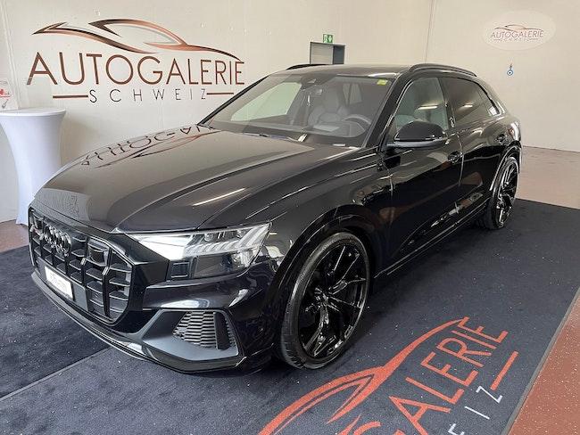 Audi SQ8 / RS Q8 SQ8 50 TDI quattro * All All Black * 23´´ * Tiefer * CH * 5J. Gar. * Custom Lenkrad * 52'000 km CHF125'900 - acheter sur carforyou.ch - 1