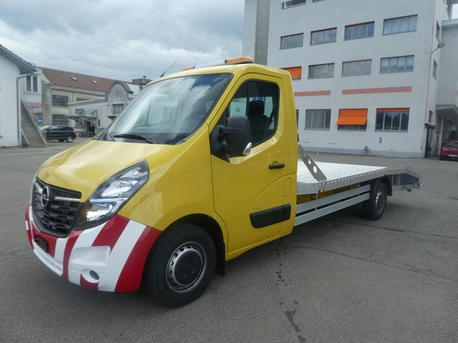 Opel Movano Abschleppwagen 550 km CHF39'500 - acheter sur carforyou.ch - 1