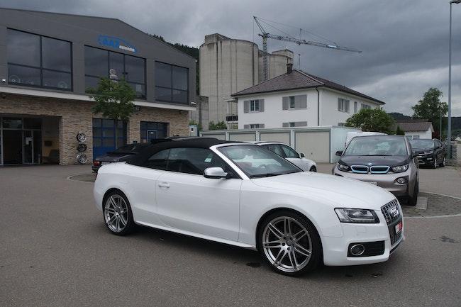 Audi S5 / RS5 S5 Cabrio 3.0 TFSI quattro S-tronic 69'000 km CHF23'499 - acquistare su carforyou.ch - 1