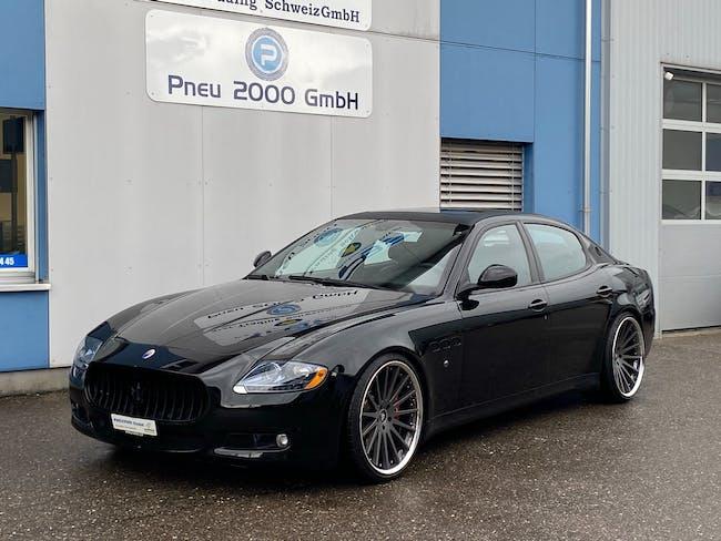 Maserati Quattroporte 4.7 V8 GT S Automatica 85'500 km CHF42'890 - kaufen auf carforyou.ch - 1