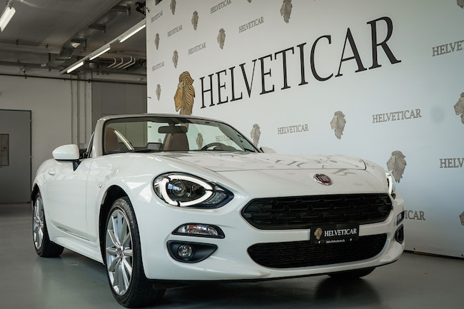 Fiat 124 Spider 1.4 TB Lusso Automatic 19'700 km CHF27'900 - buy on carforyou.ch - 1