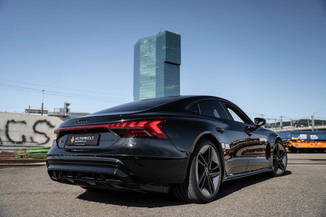 Audi e-tron GT RS e-tron GT quattro 40 km CHF174'700 - acheter sur carforyou.ch - 1