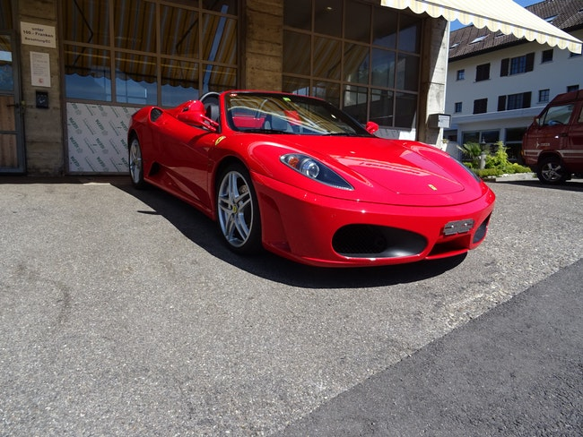 Ferrari F430 Spider 14'500 km CHF139'000 - kaufen auf carforyou.ch - 1