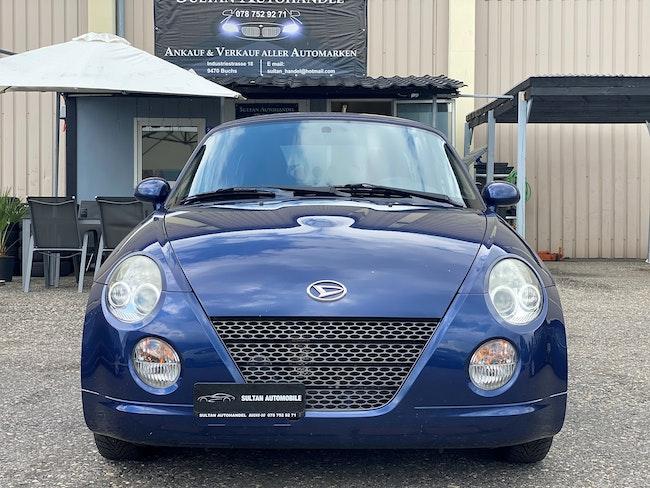 Daihatsu Copen 1.3 166'000 km CHF3'800 - buy on carforyou.ch - 1