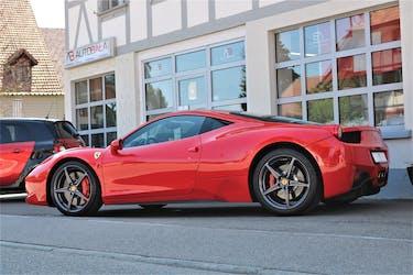Ferrari 458 Italia 4.5 V8 84'500 km CHF129'950 - kaufen auf carforyou.ch - 3