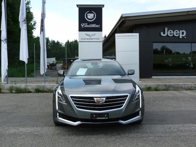 Cadillac CT6 3.0 Twin Turbo Luxury 27'000 km CHF43'500 - buy on carforyou.ch - 1