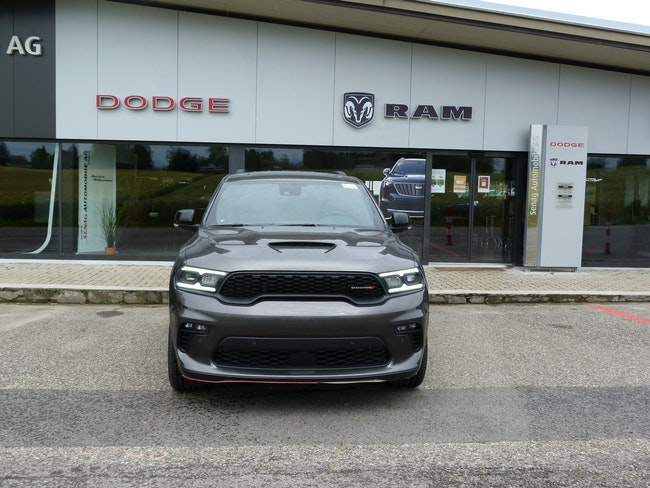 Dodge USA Durango R/T Blacktop 10 km CHF69'800 - acquistare su carforyou.ch - 1
