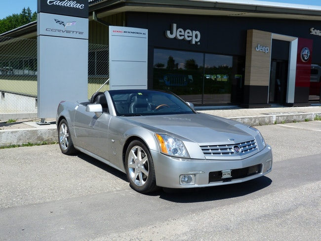 Cadillac XLR 4.6 32V 56'000 km CHF19'800 - buy on carforyou.ch - 1