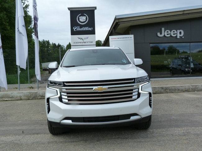 Chevrolet Tahoe High Country 400 km CHF99'800 - buy on carforyou.ch - 1