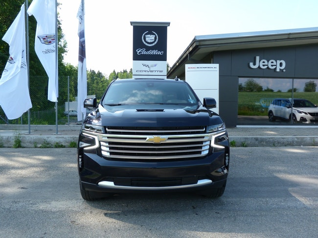Chevrolet Tahoe High Country 10 km CHF99'800 - buy on carforyou.ch - 1