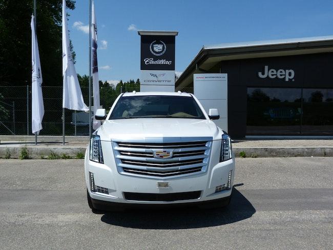 Cadillac Escalade 6.2 Platinum Automatic 3'000 km CHF69'900 - acheter sur carforyou.ch - 1