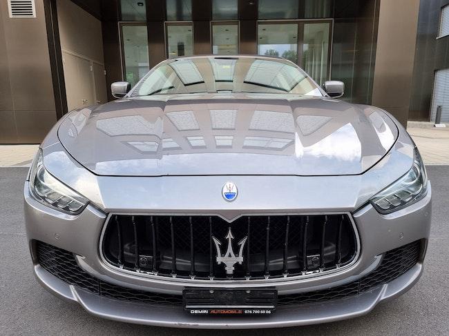 Maserati Ghibli D 3.0 V6 Automatica 163'800 km CHF26'900 - buy on carforyou.ch - 1
