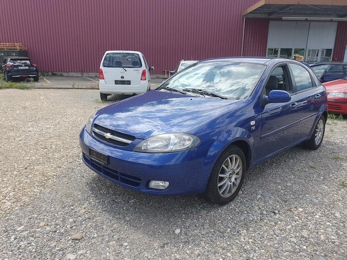 Chevrolet Lacetti 1.8 16V CDX 156'000 km CHF2'400 - kaufen auf carforyou.ch - 1