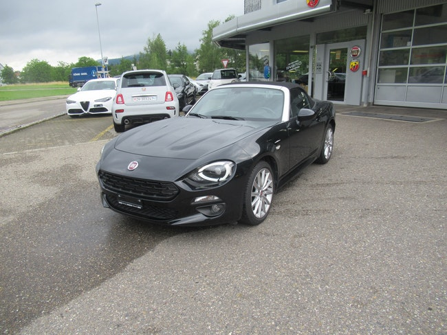 Fiat 124 Spider 1.4 TB Lusso Automatic 28'000 km CHF29'900 - buy on carforyou.ch - 1