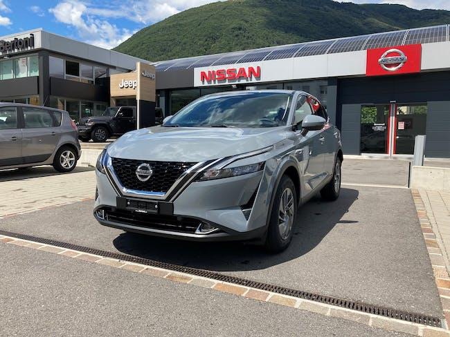 Nissan Qashqai 1.3 DIG-T MHEV Acenta Xtronic 100 km CHF34'990 - acquistare su carforyou.ch - 1