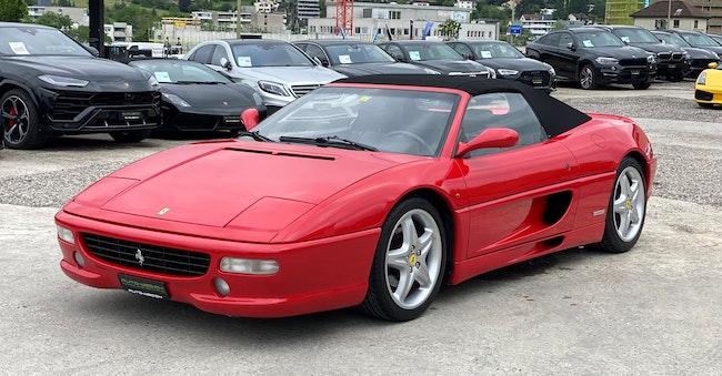 Ferrari F355 Spider I F1 I 380 PS I 55'000 km CHF79'850 - acquistare su carforyou.ch - 1