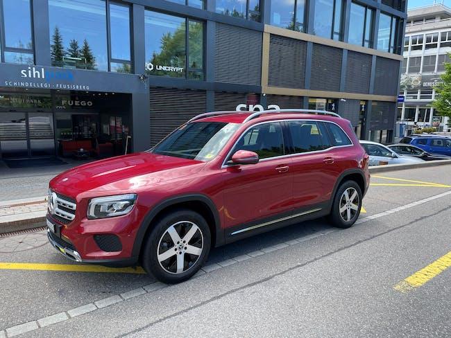 Mercedes-Benz GLB-Klasse GLB 200 Progressive 7G-Tronic 3'800 km CHF47'900 - acheter sur carforyou.ch - 1
