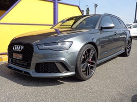 Audi S6 / RS6 RS6 Avant 4.0 TFSI V8 quattro Tiptronic 58'000 km CHF65'800 - kaufen auf carforyou.ch - 2