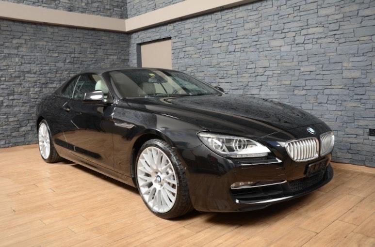 BMW 6er 650i xDrive 49'000 km CHF40'900 - acquistare su carforyou.ch - 1