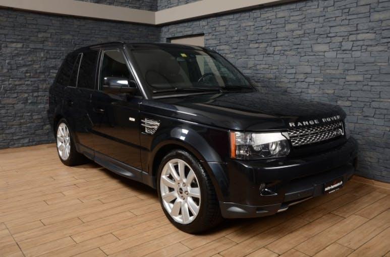 Land Rover Range Rover Sport 5.0 V8 SC 124'000 km CHF21'800 - buy on carforyou.ch - 1