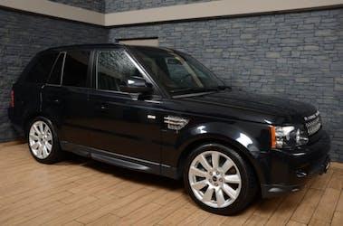 Land Rover Range Rover Sport 5.0 V8 SC 124'000 km CHF21'800 - buy on carforyou.ch - 3