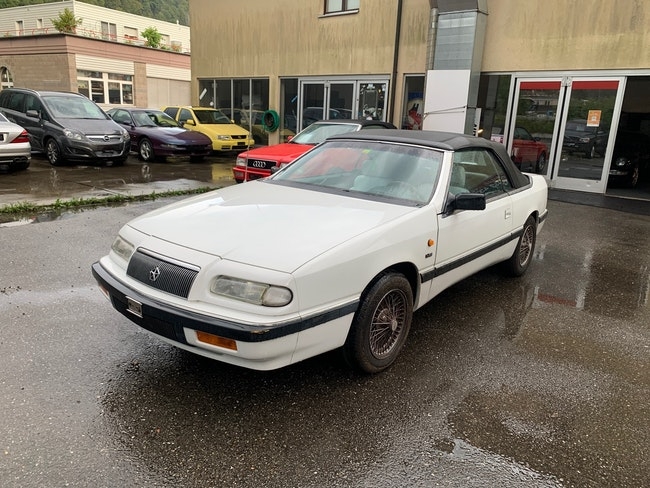 Chrysler Le Baron 3.0 LX 163'500 km CHF1'450 - buy on carforyou.ch - 1
