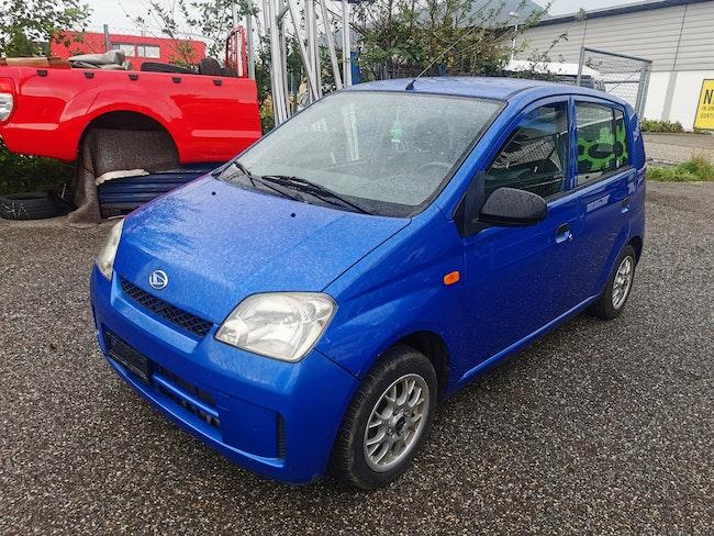 Daihatsu Cuore 1.0 150'000 km CHF590 - acquistare su carforyou.ch - 1