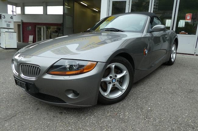 BMW Z4 2.5i Roadster 132'100 km CHF9'900 - acheter sur carforyou.ch - 1