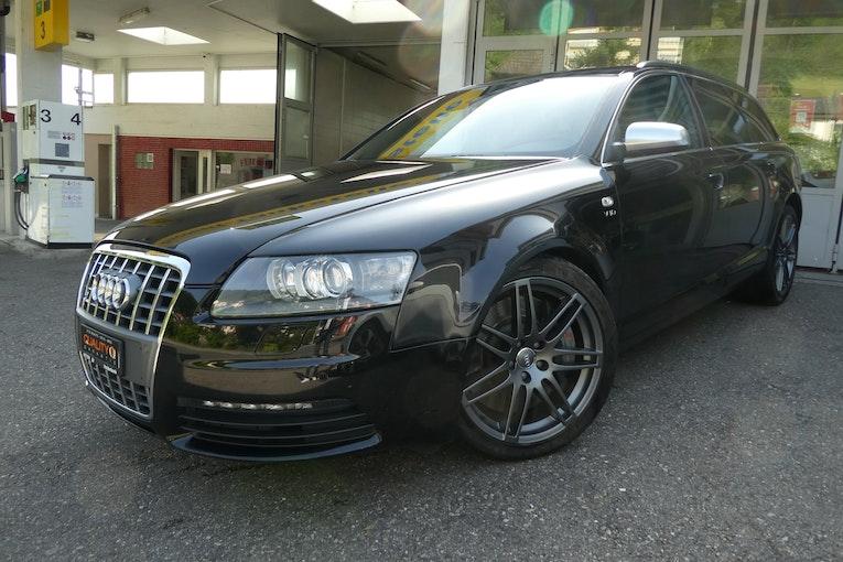 Audi S6 / RS6 S6 Avant 5.2 V10 quattro tiptronic 134'800 km CHF14'900 - kaufen auf carforyou.ch - 1