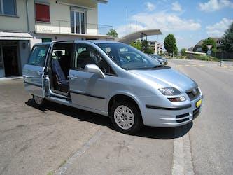 Fiat Ulysse 2.0 16V Emotion 153'319 km CHF3'500 - acheter sur carforyou.ch - 2