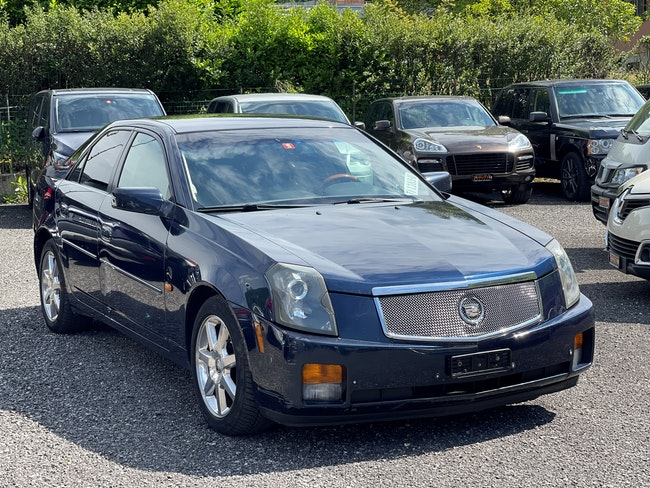 Cadillac CTS Sedan 3.2 Sport Luxury 248'000 km CHF2'000 - acheter sur carforyou.ch - 1