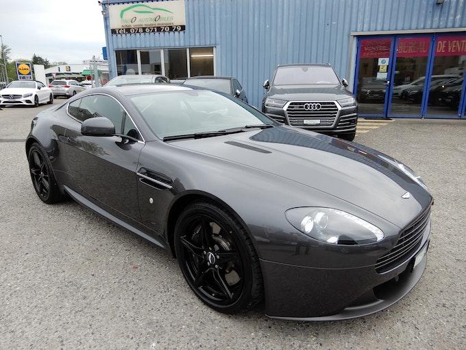 Aston Martin V8/V12 Vantage V8 Vantage 4.7 Sportshift 42'500 km CHF79'980 - buy on carforyou.ch - 1