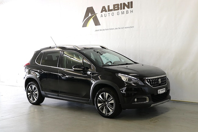 Peugeot 2008 1.6 BlueHDi Allure 85'500 km CHF12'900 - buy on carforyou.ch - 1