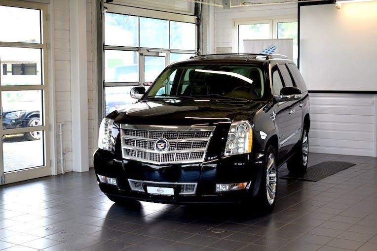 Cadillac Escalade 6.2 Platinum Edition 65'000 km CHF34'900 - acquistare su carforyou.ch - 1