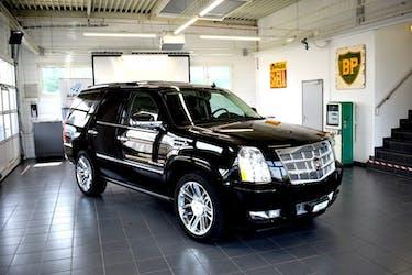 Cadillac Escalade 6.2 Platinum Edition 65'000 km CHF34'900 - acquistare su carforyou.ch - 2