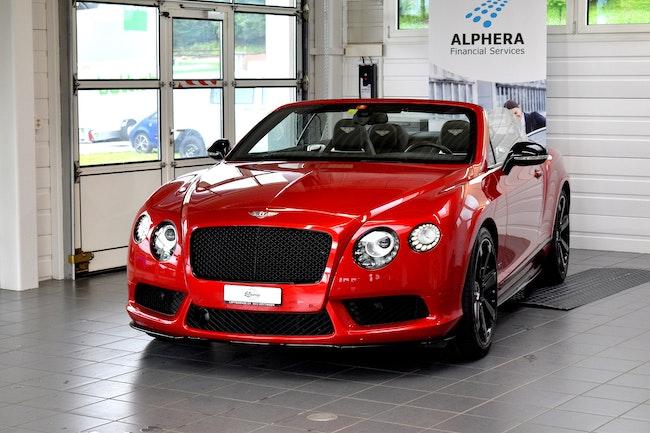 Bentley Continental GTC 4.0 V8 S 23'000 km CHF139'900 - buy on carforyou.ch - 1