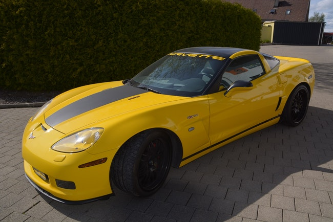 Chevrolet Corvette Z06 39'000 km CHF48'900 - buy on carforyou.ch - 1