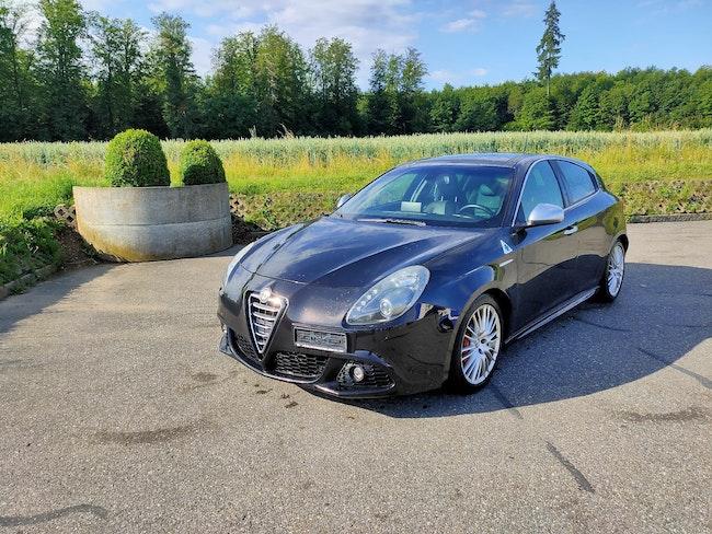 Alfa Romeo Giulietta 1750 TBi Quadrifoglio Verde 217'000 km CHF6'400 - kaufen auf carforyou.ch - 1