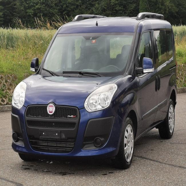 Fiat Doblo Doblò 1.6 JTD Emotion 64'000 km CHF8'800 - buy on carforyou.ch - 1