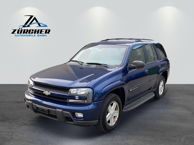 Chevrolet Trail Blazer TrailBlazer 4.2 LTZ 118'000 km CHF8'900 - acheter sur carforyou.ch - 1