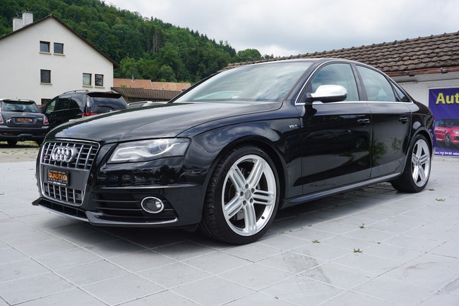 Audi S4 3.0 TFSI quattro S-tronic 115'500 km CHF17'990 - acquistare su carforyou.ch - 1
