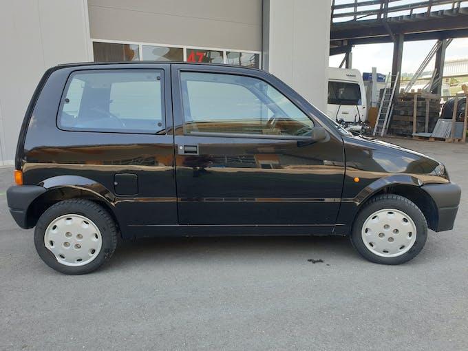 Fiat Cinquecento 900 ab MFK 50'000 km CHF1'850 - acheter sur carforyou.ch - 1