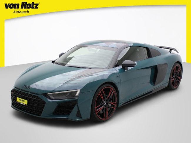 Audi R8 Coupé performance 5'300 km CHF197'500 - acheter sur carforyou.ch - 1