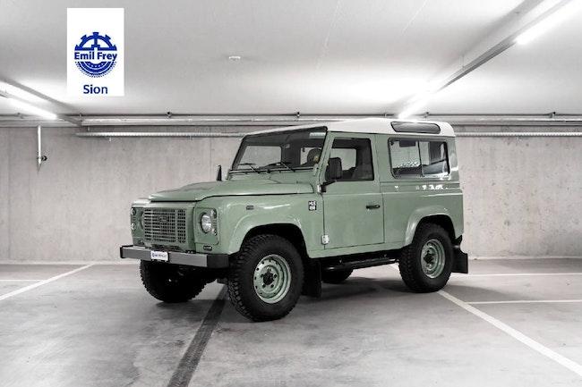 Land Rover Defender 90 2.2 TD4 ST 19'500 km CHF75'900 - acquistare su carforyou.ch - 1