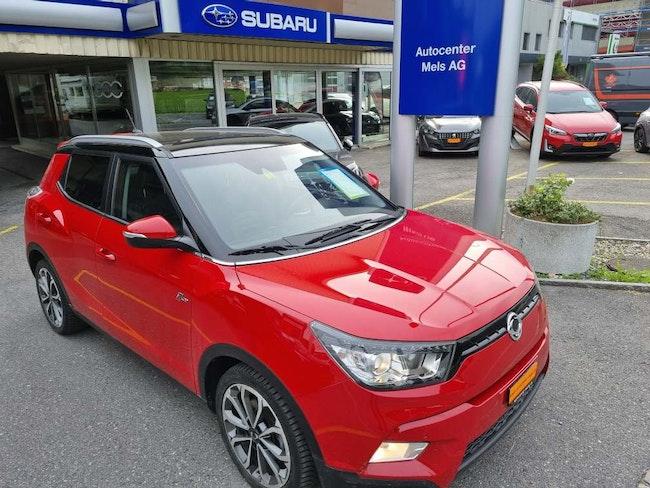 SsangYong Tivoli 1.6 e-TDI Turbo Sapphire 4WD 79'000 km CHF15'900 - acquistare su carforyou.ch - 1