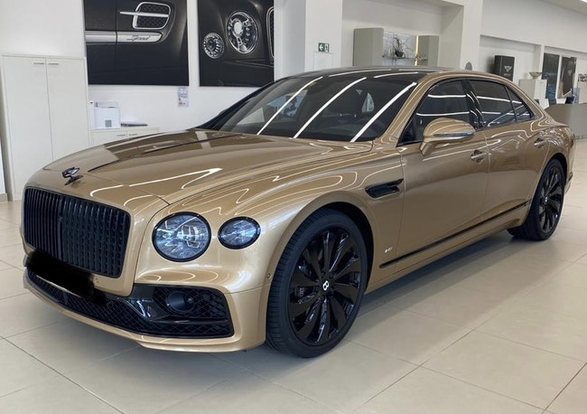 "Bentley Flying Spur 4.0 V8.... MULLINER 22""NERI FRIGOBAR 7'100 km CHF279'000 - acheter sur carforyou.ch - 1"