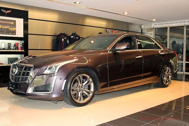 Cadillac CTS 2.0 T Premium 39'900 km CHF23'900 - acheter sur carforyou.ch - 1