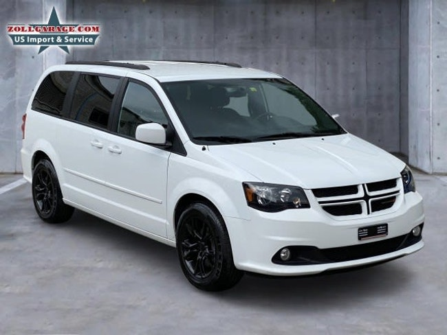 Dodge Grand Caravan 3.6-V6 GT 7 Plätzer 77'422 km CHF28'850 - kaufen auf carforyou.ch - 1
