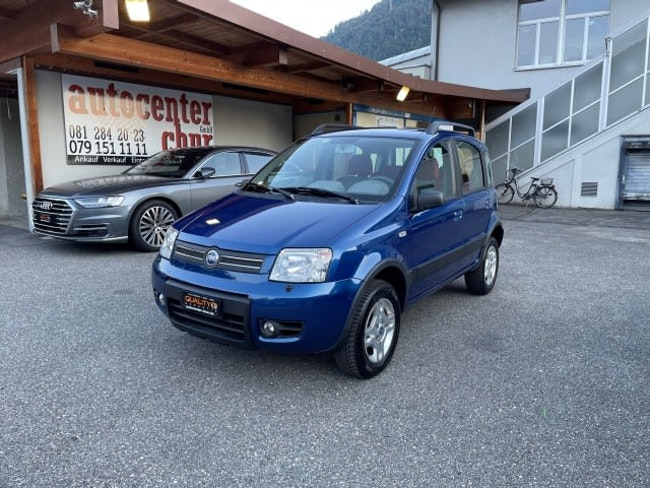 Fiat Panda Van Panda 1.3 16V JTD Climbing 4x4 153'000 km CHF4'700 - kaufen auf carforyou.ch - 1